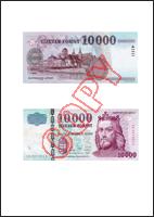 Scanelt pénzek, kuponok nyomtatás